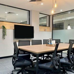 meeting room technology for productive meetings and presentations